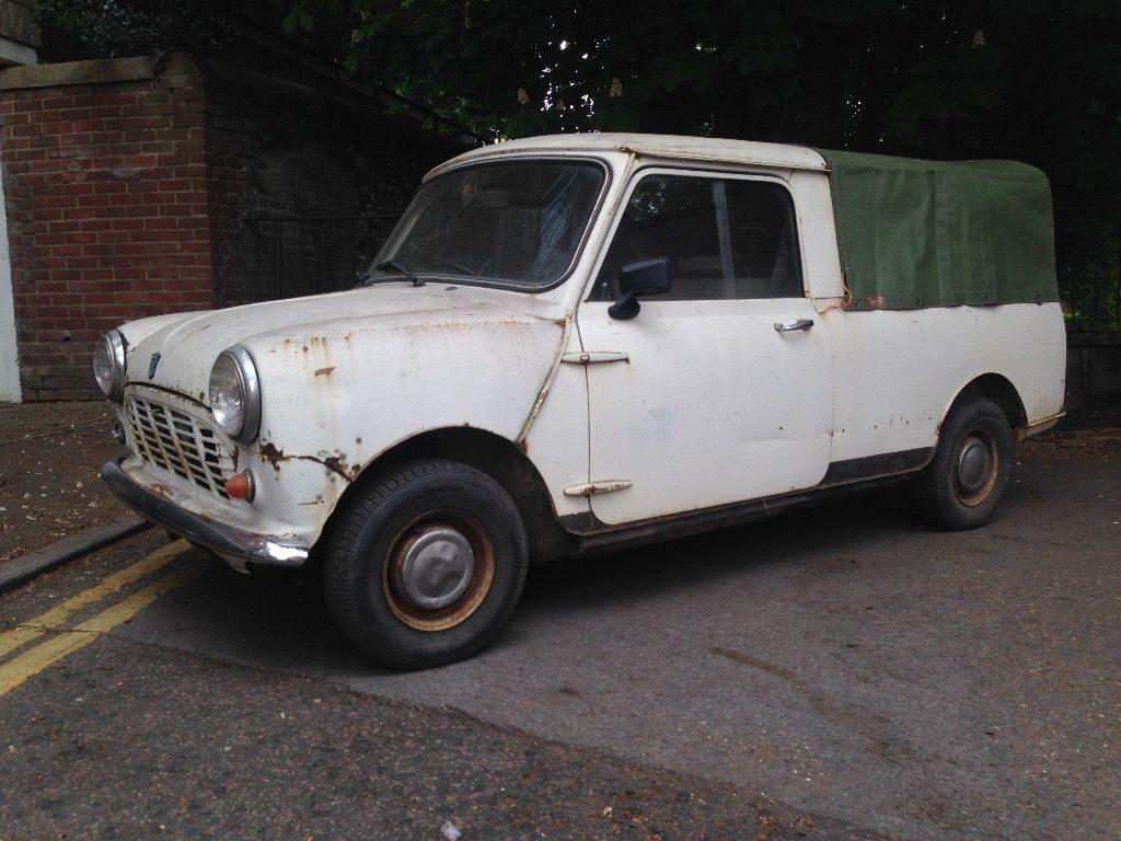 Austin Mini Pick Up For Sale