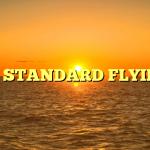 1936 STANDARD FLYING 9