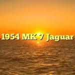 1954 MK 7 Jaguar