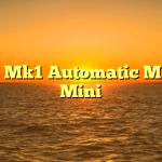 1967 Mk1 Automatic Morris Mini
