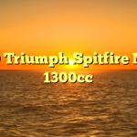 1969 Triumph Spitfire Mk 3 1300cc
