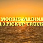1981 MORRIS MARINA 575 1.3 PICKUP TRUCK