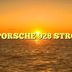1981 PORSCHE 928 STROSEK