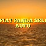 1992 FIAT PANDA SELECTA AUTO