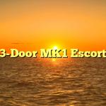 3-Door MK1 Escort