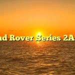 Land Rover Series 2A V8