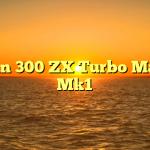 Nissan 300 ZX Turbo Manual Mk1