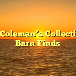 Ross Coleman's Collection Of Barn Finds