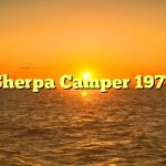 Sherpa Camper 1977