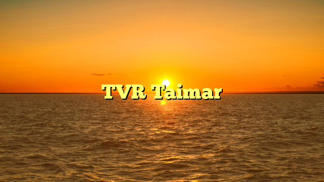 TVR Taimar