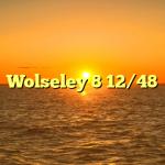 Wolseley 8 12/48